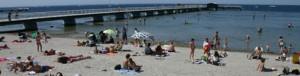 strand i Malmö